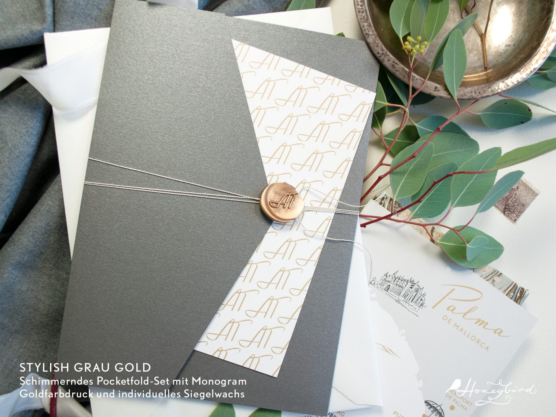 Design: Luxury Brut im Pocketfold