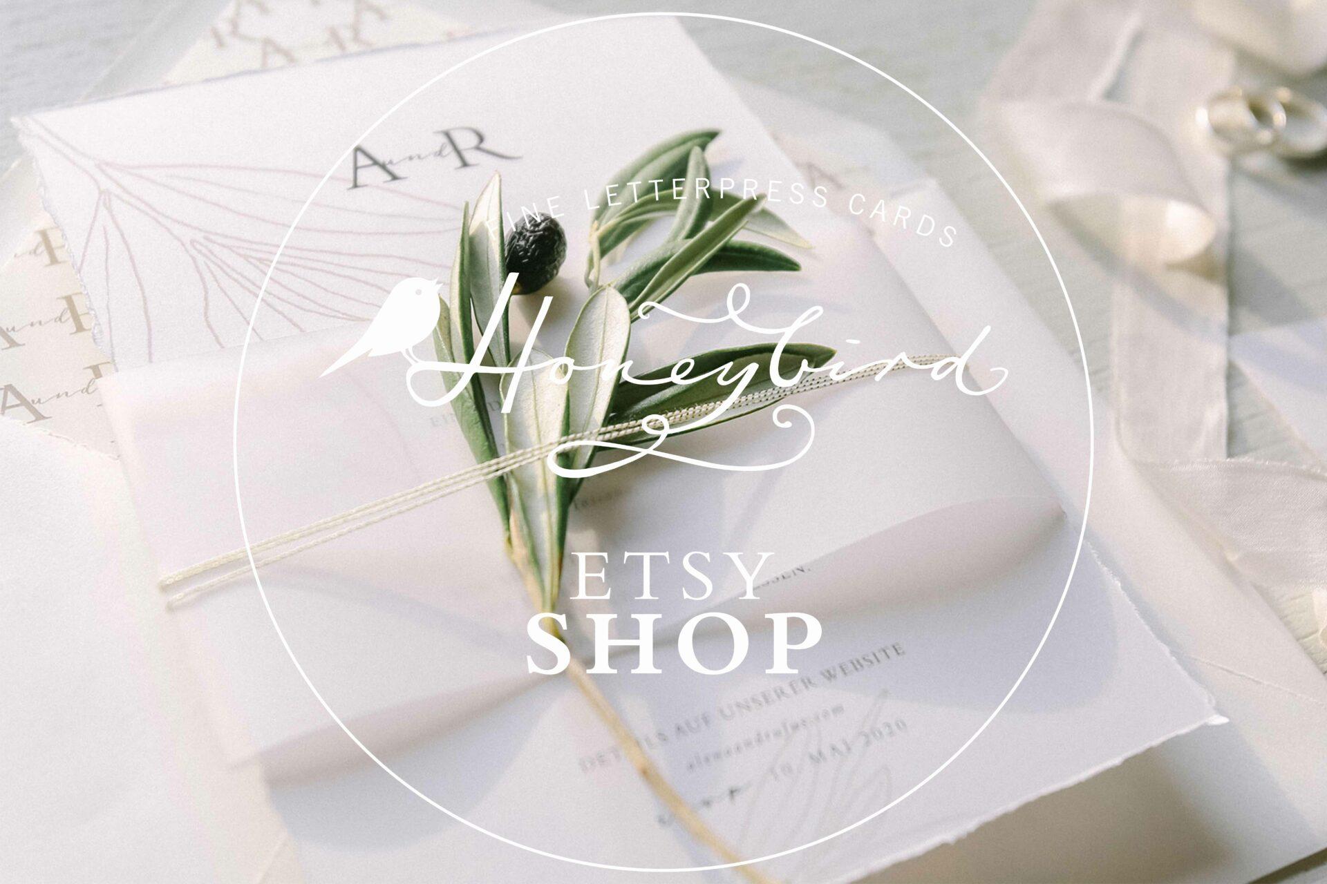 Honeybird Shop bei ETSY
