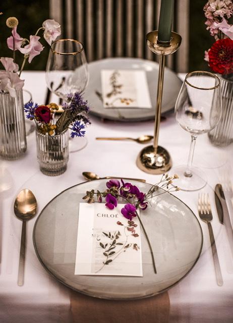 Chloé Hochzeitspapeterie Styleshoot